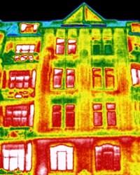 Schwächen bei der Wärmedämmung