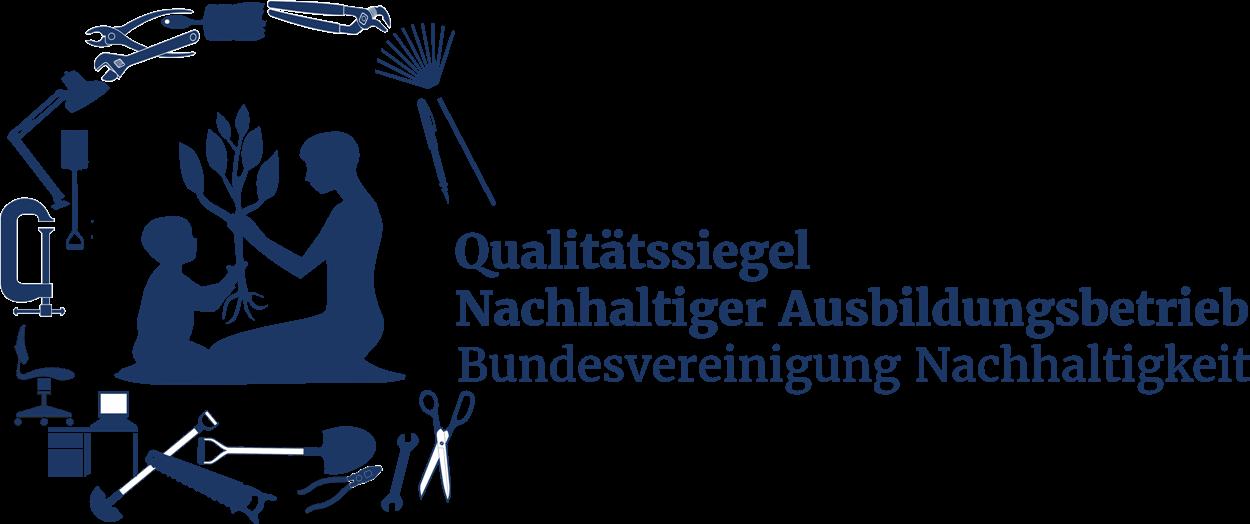 Qualitätssiegel Nachhaltiger Ausbildungsbetrieb
